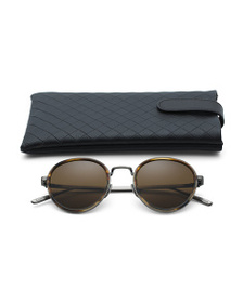 BOTTEGA VENETA Men's Made In Japan Luxury Sunglass