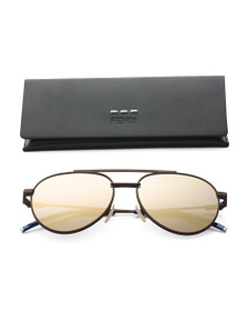 FENDI Men's Made In Italy Luxury Sunglasses