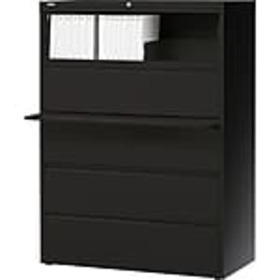 Staples® HL8000 Commercial 42 Wide Lateral File/St