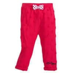 Disney Minnie Mouse Red Dot Pants for Girls