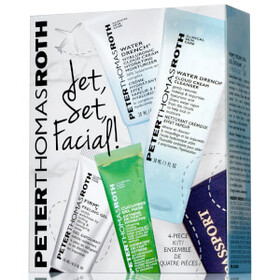 Peter Thomas Roth Jet, Set, Facial! Kit (Worth $47