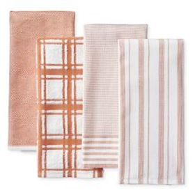 Williams Sonoma Multi-Pack Absorbent Towels, Melon