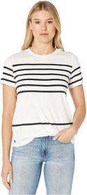 LAUREN Ralph Lauren Striped Cotton-Blend Top