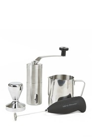 Mindreader Stainless Steel Coffee Lover 4-Piece Se
