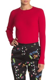 Cynthia Rowley Haven Ribbed Sweater