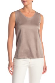 WOLFORD Velour Tank Top