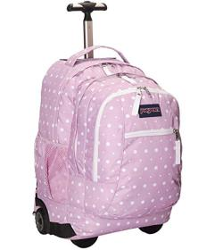 JanSport Mauve Mist Dot Swell