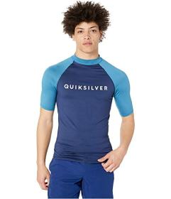 Quiksilver Always There Short Sleeve Rashguard