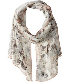 Vince Camuto Floral Sketch Mix Oblong