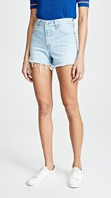 Levi's Wedgie Shorts Update
