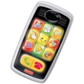 Fisher-Price Laugh & Learn Smilin' Smart Phone, Bl