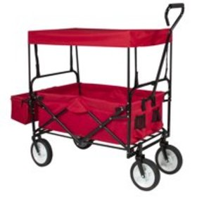 Best Choice Products Folding Utility Cargo Wagon C on sale at Walmart