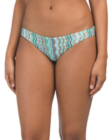 L*SPACE Made In Usa Emma Bitsy Cut Bottom