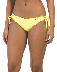 SEAFOLLY Shimmer Tie Side Hipster Bottom