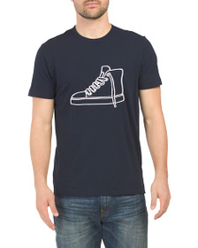 FRENCH CONNECTION Sneaker Tee