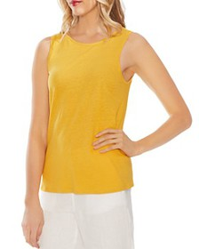 VINCE CAMUTO - Twist-Back Tank