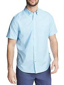 Nautica Short-Sleeve Shirt ALASKAN BLUE