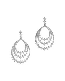 Bloomingdale's - Diamond Statement Drop Earrings i