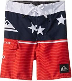 Quiksilver Kids Everyday Division Boardshorts (Tod