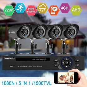 FLOUREON HD1080N Security Camera System for Home S