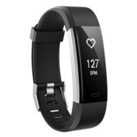 Mpow Smart Fitness Tracker, Activity Monitor, Hear on sale at Walmart