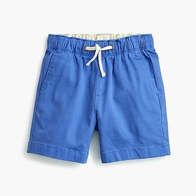 J. Crew Boys' dock short in midweight stretch chin