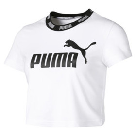 Puma Amplified Women's Cropped Tee