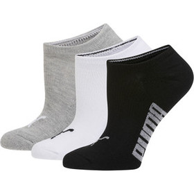 Puma Women's Invisible No Show Socks (3 Pack)