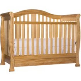Dream On Me Addison 5-in-1 Convertible Crib With D