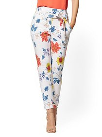 Floral Madie Pant - 7th Avenue - New York & Compan