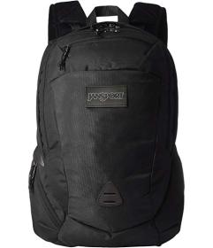 JanSport Black Ballistic Nylon