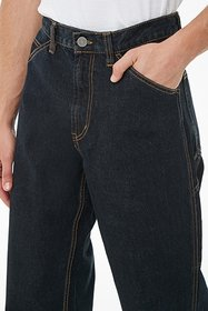 Forever21 Relaxed Utility Jeans