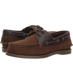 Sperry Brown Buck Leather