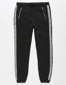 EAST POINTE Checkerboard Boys Jogger Pants_