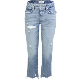 Free People Good Times Relaxed Skinny Jean - Women