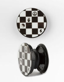 SPINPOP Peace Checker Phone Stand And Grip_