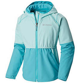 Columbia Girls' Toddler Hidden Canyon™ Softshell J