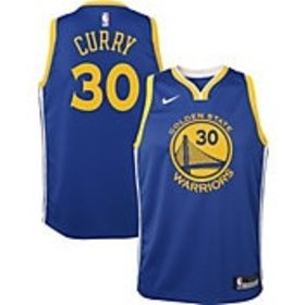 Nike Youth Golden State Warriors Stephen Curry #30
