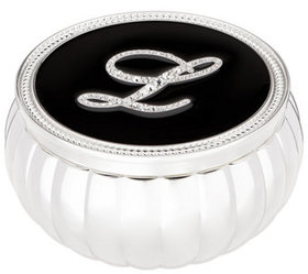 """""""As Is"""" Safekeeper Initial Jewelry Box w/ Base by"""