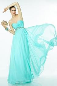Alyce Paris - B'Dazzle - 35811 Dress in Water