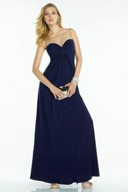 Alyce Paris - B'Dazzle - 35799 Dress in Navy