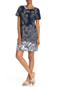 Tommy Bahama Fronds Have More Fun Shift Dress