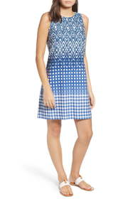 Tommy Bahama Isla de Ikat Shift Dress