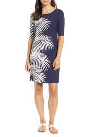 Tommy Bahama Gentlemen Prefer Fronds Shift Dress