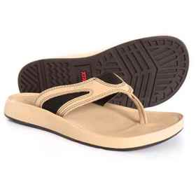 XTRATUF South Shore Flip-Flops - Leather (For Men)