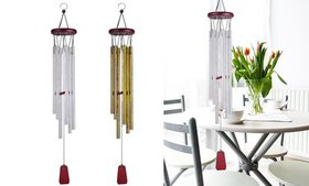Wooden Wind Chime for Outdoor Decor