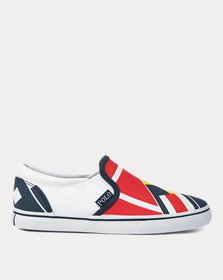 Ralph Lauren Landyn Canvas Slip-On Sneaker