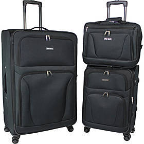 World Traveler Embarque 3 Piece Lightweight Spinne