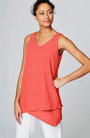 Pure Jill Asymmetric Layered Tank