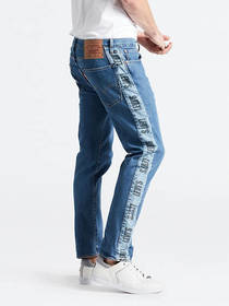 Levi's Hi-Ball Roll Logo Stripe Men's Jeans